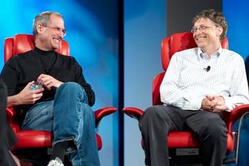 Bill Gates nói về cáo buộc sao chép sản phẩm của Steve Jobs