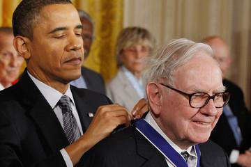 Obama và Buffett đi ăn trưa, và đây là người đã trả tiền