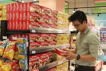 Orion thu hơn 170 triệu USD nhờ bán snack cho người Việt