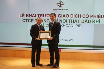 PVX đăng ký bán toàn bộ 2 triệu cổ phiếu PID