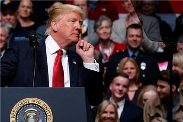 Sắc lệnh nhập cư mới của ông Trump bị chặn vì kỳ thị