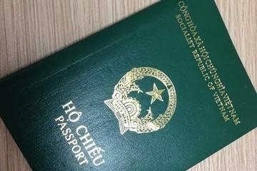 Hộ chiếu Việt Nam xếp thứ 90 thế giới,