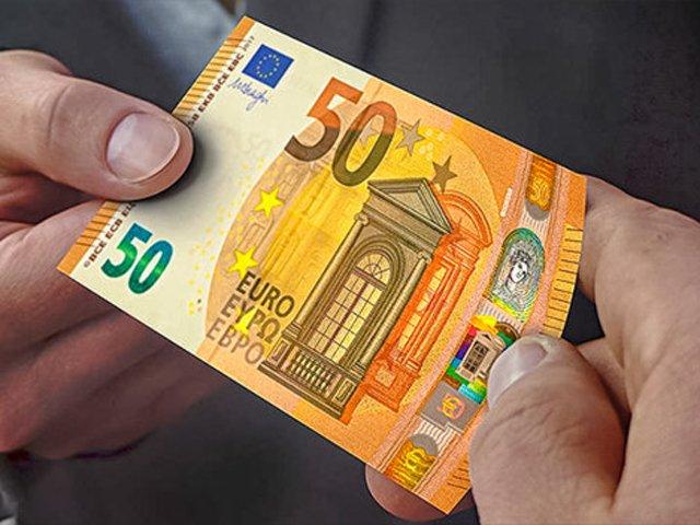 ECB ra mắt tờ 50 euro mới