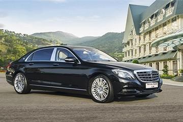 Mercedes-Maybach S400 giá 6,9 tỷ tại Việt Nam