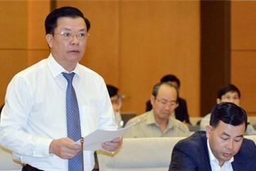 Bộ trưởng Tài chính: 'Nợ công tăng nhanh do điều hành'