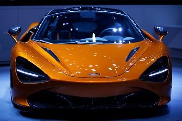 """Những siêu xe """"khủng"""" nhất tại triển lãm Geneva Show"""