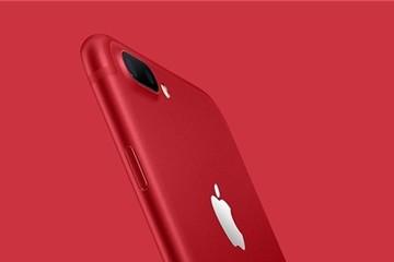 Apple chính thức giới thiệu iPhone 7 bản màu đỏ
