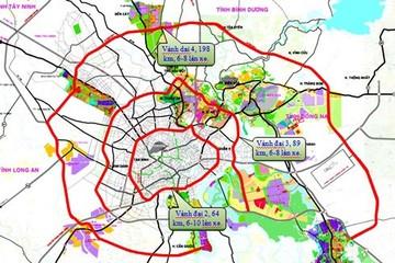 TEDI trình đề án kết nối giao thông TP HCM với 7 tỉnh thành