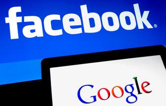 Facebook và Google