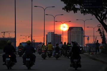 Việt Nam là một trong các nước đi đầu trong cuộc đua cơ sở hạ tầng ở châu Á
