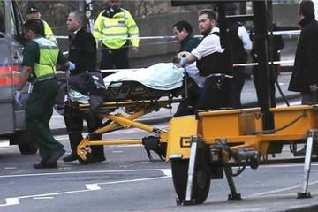 Khủng bố ngoài tòa nhà Quốc hội Anh: Ít nhất 5 người chết, 40 bị thương
