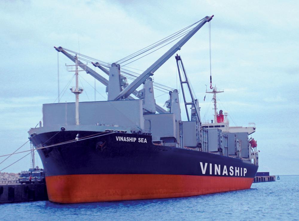Lỗ lũy kế vượt vốn điều lệ, Vinaship chính thức bị hủy niêm yết từ 21/04