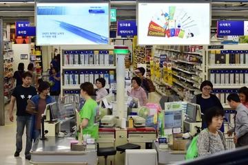Tốc độ tăng trưởng của nền kinh tế Hàn Quốc có thể rơi xuống 0%