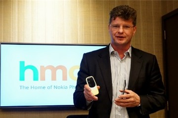 Sếp Nokia muốn trở lại top đầu thị trường điện thoại Việt Nam