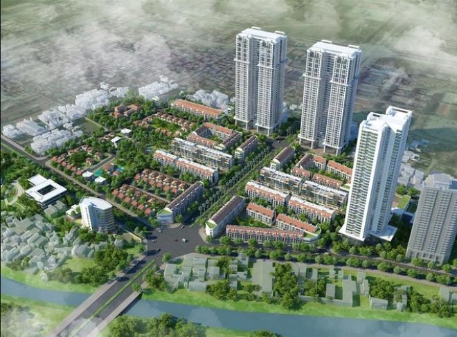 """Hà Nội có thêm 9 dự án được """"bán nhà trên giấy"""""""