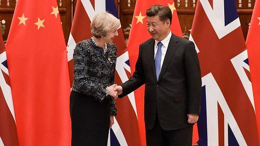 Anh rút khỏi EU, Trung Quốc hưởng hợi