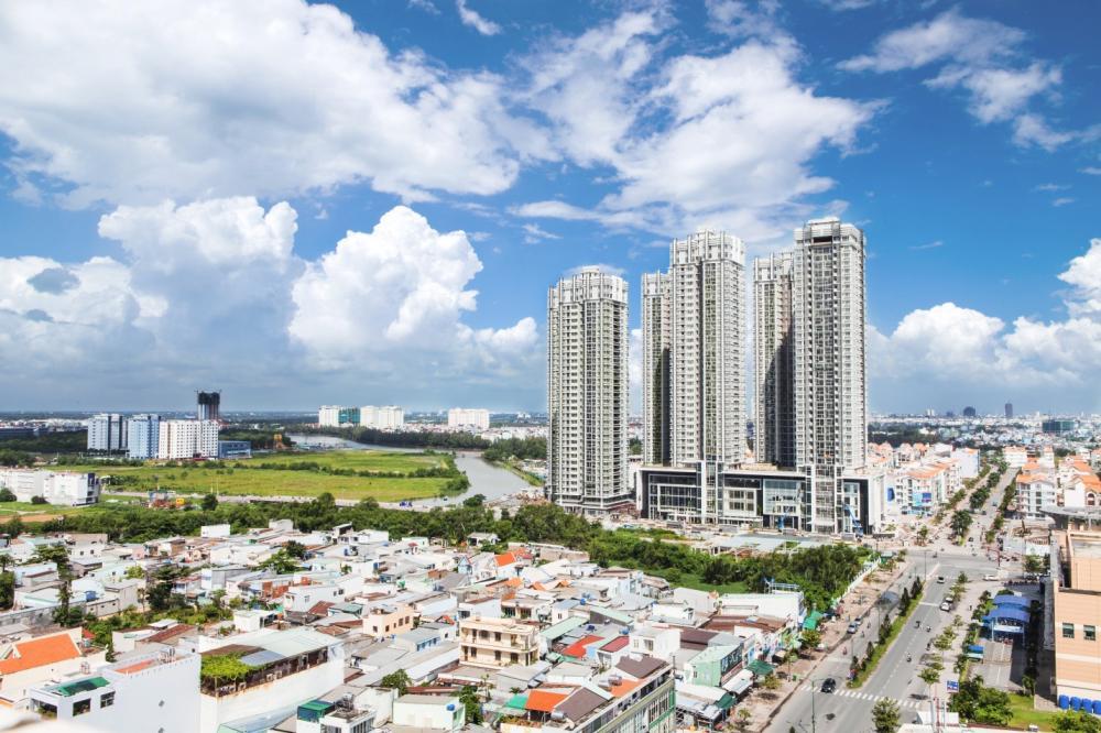 Giá nhà chung cư tiếp tục xu hướng tăng ở cả thị trường Hà Nội và TPHCM