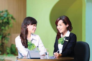 Vietcombank: EPS sau kiểm toán giảm 17% vì trích quỹ khen thưởng và phúc lợi