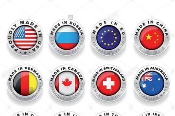 [Inforgraphic] Hàng của quốc gia nào uy tín nhất thế giới?