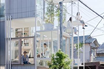 Văn hóa 'kiến trúc phế liệu' độc đáo của Nhật Bản