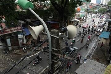 Hà Nội: Mỗi phường giữ lại 5 đến 10 loa phường
