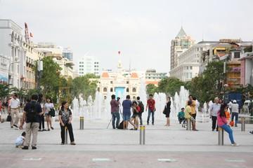 TP HCM nghiên cứu 8 tuyến phố đi bộ trong khu vực trung tâm