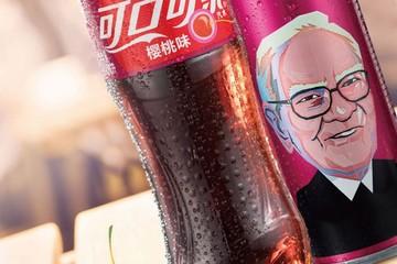 Coca-Cola in hình Warren Buffett lên sản phẩm tại Trung Quốc