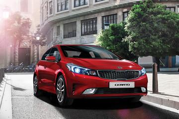 Thaco giảm giá cho 4 mẫu xe Kia trong tháng 4