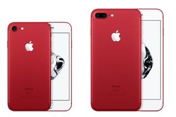 Ngày mai, iPhone 7 và 7 Plus màu đỏ chính hãng được bán ở Việt Nam