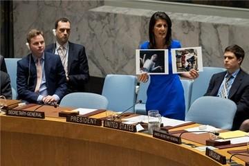 Mỹ dọa sẽ tiếp tục nã tên lửa xuống Syria
