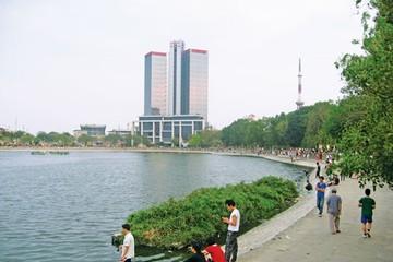 Chủ đầu tư Ecopark đề xuất lấp 1ha hồ Thành Công, đào hoàn trả đủ diện tích