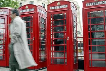 """""""Cuộc sống mới"""" của bốt điện thoại Anh"""