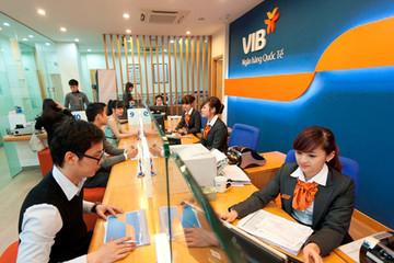 VIB dự kiến chia cổ tức và cổ phiếu thưởng tỷ lệ 44,6%, phát hành cổ phiếu thưởng cho nhân viên