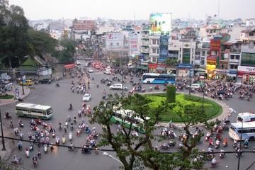 TP HCM: 1.400 tỷ đồng mở đường 6 làn xe song song với đường Cộng Hòa
