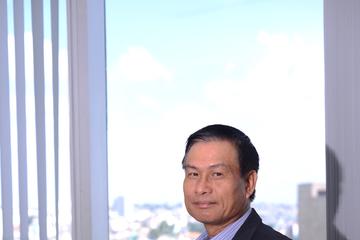 Chủ tịch Coteccons Nguyễn Bá Dương: