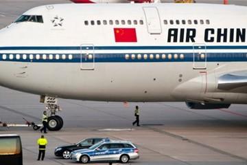 Air China ngừng bay đến Triều Tiên