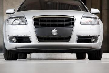 Apple được cấp phép thử nghiệm xe tự lái