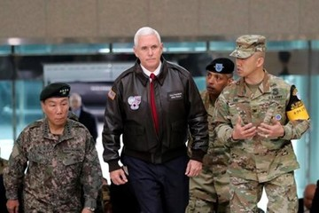 Mỹ-Hàn nhất trí kích hoạt sớm THAAD diệt tên lửa Triều Tiên