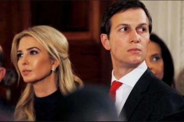 """Jared Kushner và Ivanka Trump: 2 trụ cột của """"doanh nghiệp gia đình"""" Nhà Trắng"""