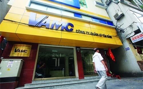 Những ngân hàng nào sẽ sớm xóa nợ tại VAMC?