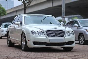 Bentley Flying Spur 2006 - xe sang cũ giá gần 2,1 tỷ đồng
