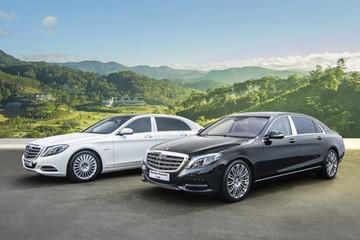 Quý 1 thành công nhất lịch sử Mercedes-Benz Việt Nam