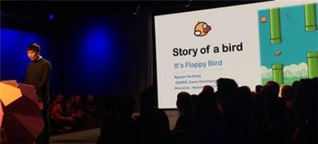 Nguyễn Hà Đông: 'Tôi không biết tại sao Flappy Bird thành công'