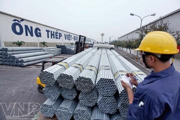 Ống thép Việt Đức doanh thu quý I tăng 20%, lãi giảm mạnh 43%