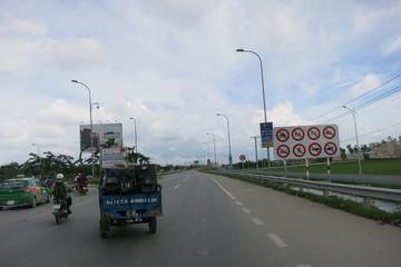 TP HCM khởi công nhiều công trình giao thông lớn