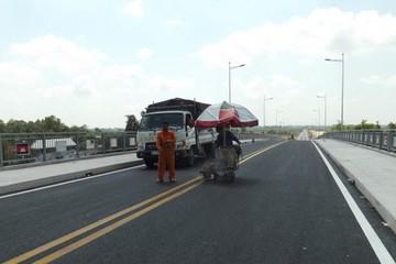 Thông xe cầu Long Bình - Chrey Thom nối Việt Nam và Campuchia