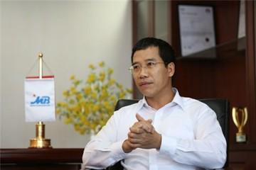 Ông Lưu Trung Thái: Tăng vốn góp phần giúp MB tăng tốc