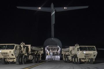 Hệ thống phòng thủ tên lửa THAAD tại Hàn Quốc sẽ sẵn sàng trong năm 2017