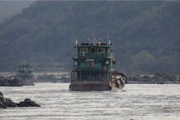 Trung Quốc sắp nổ mìn khơi dòng Mekong?