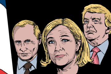 Tại sao cả Trump và Putin đều thích Le Pen?
